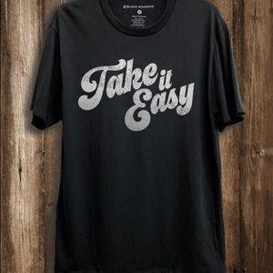 NWT Take It Easy Vintage Boyfriend Tee T-Shirt